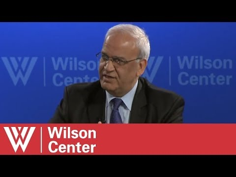 Whither the Peace Process? A Conversation with Palestinian Authority Lead Negotiator Saeb Erekat