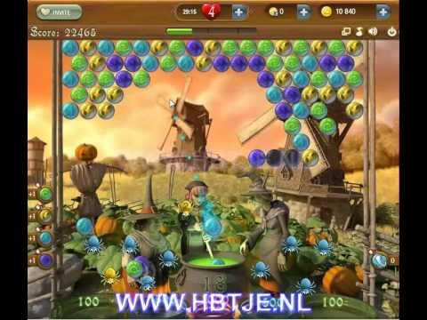 Bubble Witch Saga level 17