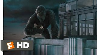 King Kong (8/10) Movie CLIP Climbing The Empire State