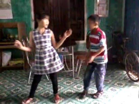 2 chị em nhảy hip hop, dance sport + vũ điệu nhảy dây su, vũ điệu nhộng nhoi