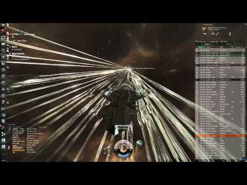 Eve Online: Drifters Attack the Amarr Empire Live Event!