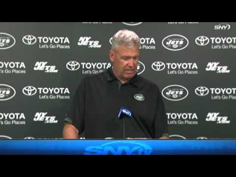 New York Jets: Rex Ryan & Playbook Drama