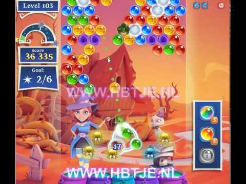 Bubble Witch Saga 2 level 103