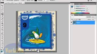 Como Hacer Cartas De Club Penguin Personalizadas-Club