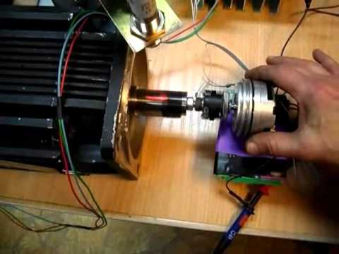 Sterowanie silnika prądu stałego bezszczotkowego