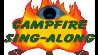 """Uncle Goat Sings Campfire Song """"Calamine Lotion"""""""