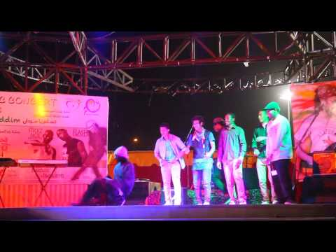Sudanese hip-hop dance - Taslam Media Party 1