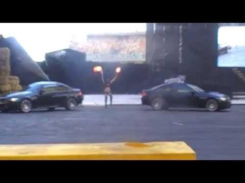 Top Gear Festival Durban 2014: Top Gear Live Stunt Driving team