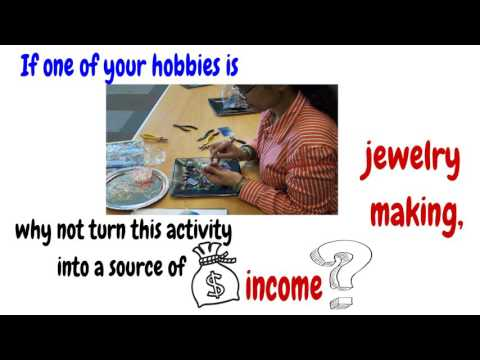 Making and Selling Jewelry From Home