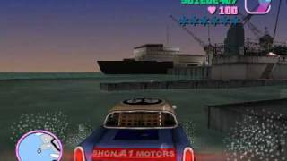 GTA Vice City Truco PC Pasar Al Otro Mapa [Facil