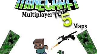 Top 5 Minecraft Multiplayer Maps