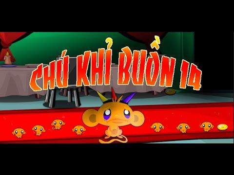 Game chú khỉ buồn 14 - Video hướng dẫn chơi game 24H