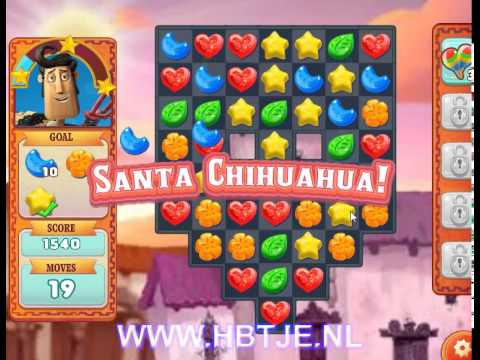 Book of Life Sugar Smash level 7