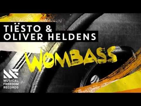 Lo nuevo de Tiësto & Oliver Heldens - Wombass