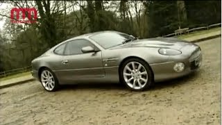 British Supercar: Aston Martin DB7