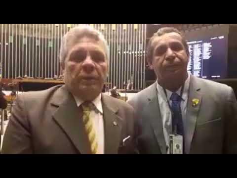 Alberto Fraga e Fernando Anunciação falam de apensamento das PEcs 372/17 e 308/04