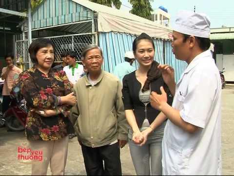 Tập 50 - Bếp Yêu Thương 2012 - Bếp ăn từ thiện Bệnh viện nhi đồng Cần Thơ