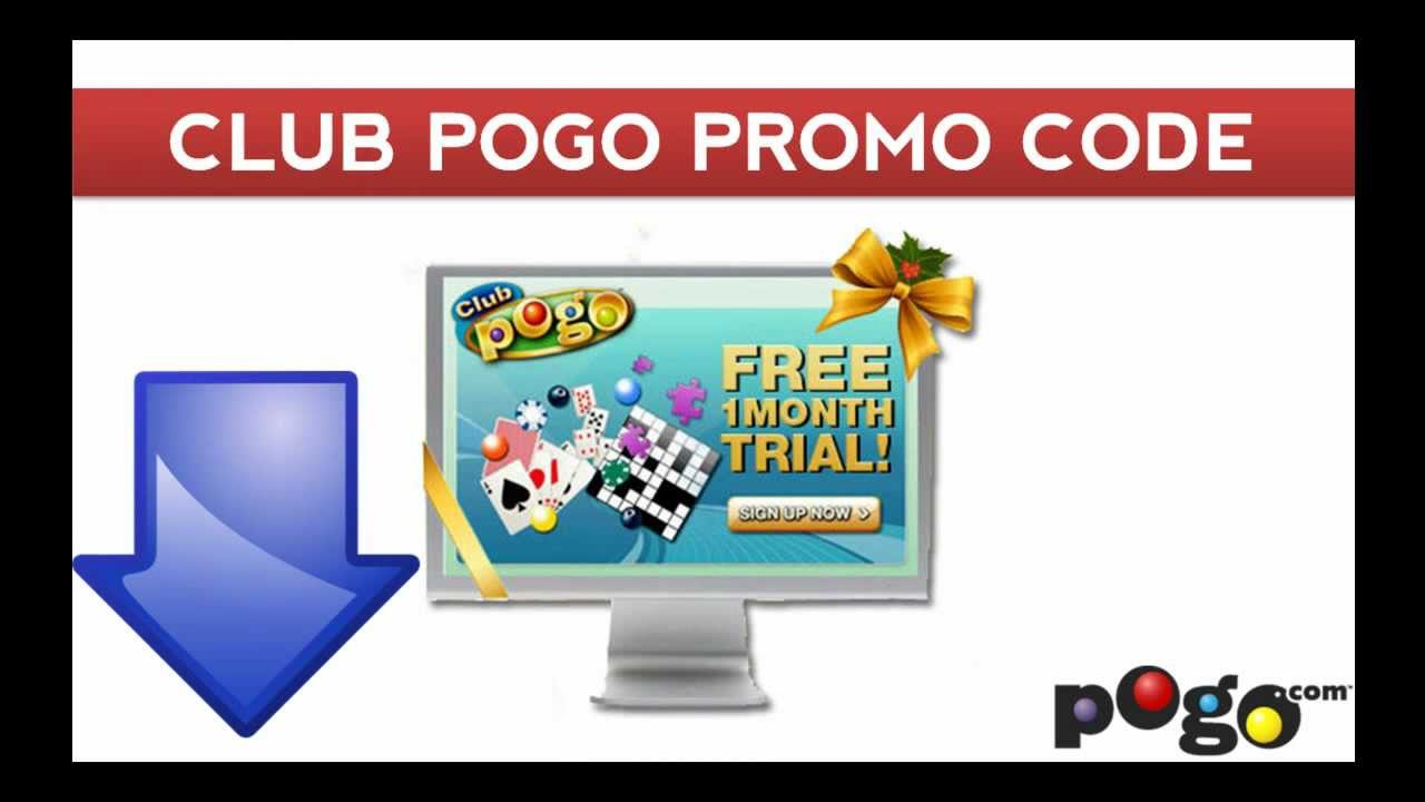 Pogo coupons discounts
