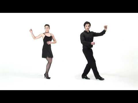 Academia de Baile - Tango (Nivel 2) Ejercicios