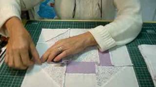 Patchwork Patchaula Abrindo Costuras Blocos Rose Becker