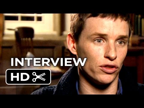 The Theory of Everything Interview - Eddie Redmayne (2014) - Movie HD