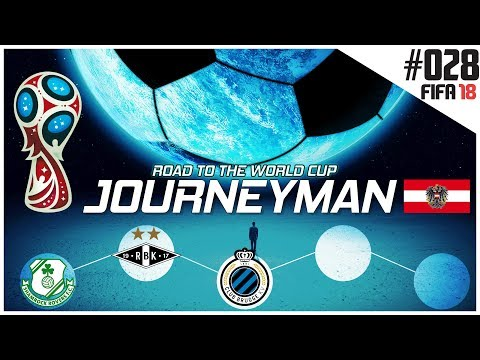 Fifa 18 Career Mode - Journeyman - Road to the World Cup - Ep 28 - Club Brugge