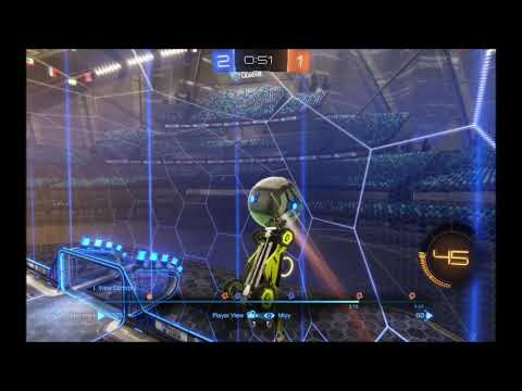 Rocket League Best Goals #1