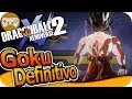 GOKU DEFINITIVO LIMIT BREAKER DRAGON BALL XENOVERSE 2 MODS EpsilonGamex