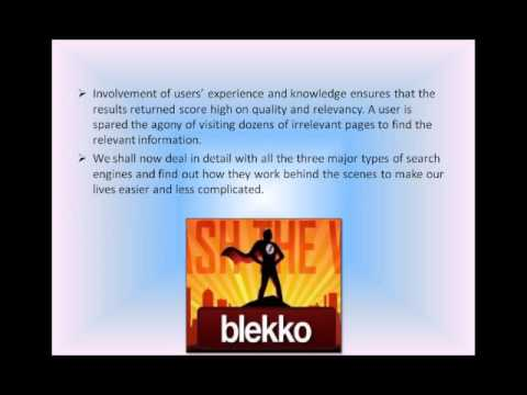 Blekko Search Engine Delivers Genuine Results
