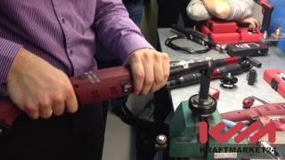Аккумуляторный инструмент с муфтой отключения ELC 45 180 A Z desoutter