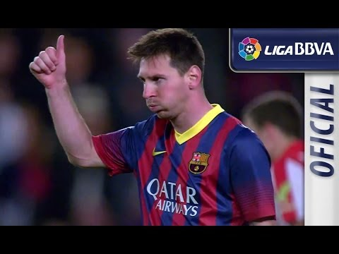All goals FC Barcelona (2-1) Athletic Club - HD