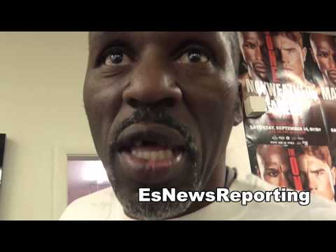 ROGER MAYWEATHER talks Amir Khan EsNews Boxing