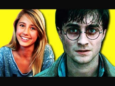 Kids React to Harry Potter and the Deathly Hallows Part 2 Trailer, What do kids think about the trailer? ;)