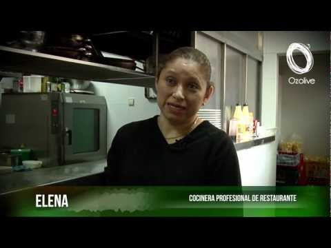 Uso domstico del Aceite de Oliva Ozonizado - Ozolive