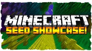 Minecraft Seed Showcase: SO MUCH LOOT! (S2E1)