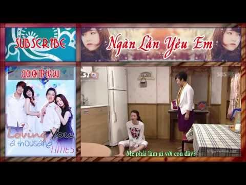 Phim Bộ Hàn Quốc - Ngàn Lần Yêu Em Tập 11