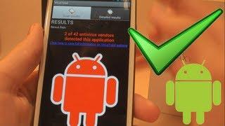 Antivirus / Detectar Y Eliminar Virus En Android // Pro