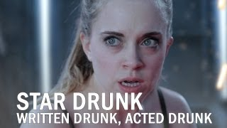 Star Drunk: A Short Sci-Fi Film Written and Acted by Drunk People
