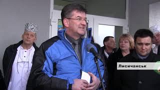 Луганська обласна дитяча лікарня отримала гуманітарну допомогу від уряду Словаччини