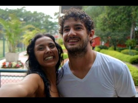 Meeting Alexandre Pato - Sao Paulo | Maya's FIFA World Cup™ Cities