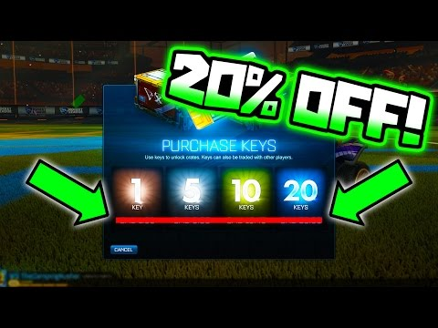THE CHEAPEST KEYS IN ROCKET LEAGUE!!