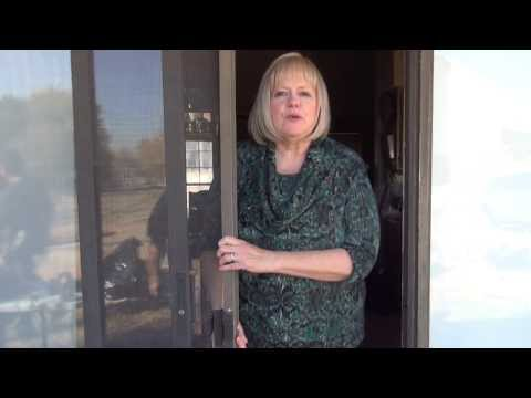 Replacement Sliding Patio Door Transformation