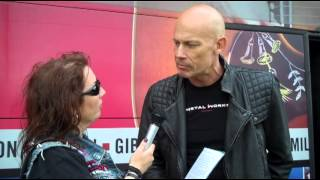 ACCEPT Wolf Hoffmann Interview