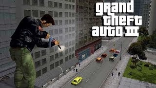 Grand Theft Auto 3 All Trailers (Get Ready For GTA V