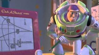 Pixar: Toy Story 2 Movie Clip Rescue Woody! (Blu-Ray