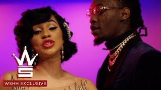"""Cardi B Feat. Offset """"Lick"""" (WSHH Exclusive - Official Music Video)"""