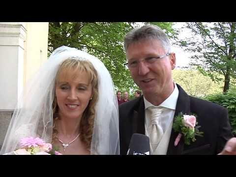 Beispiel: Bericht Taubenflöten zur Hochzeit vom 15. Mai 2014,. Video: Hochzeitstaubenservice Deubelli.