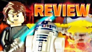 """LEGO Star Wars : 75038 """"Jedi Interceptor"""" - Review"""