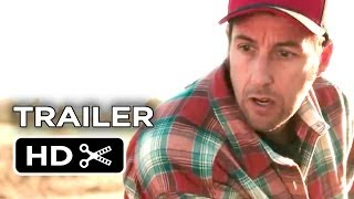 Blended Official Trailer #2 (2014) - Adam Sandler, Drew Barrymore Comedy HD