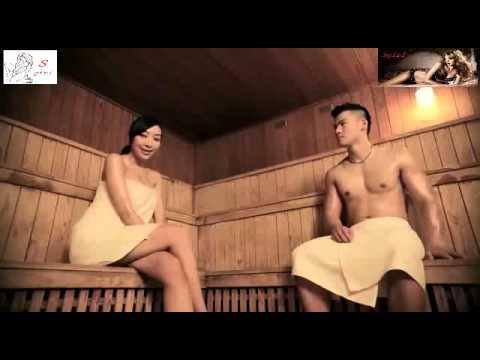 top 10: girl xinh và trai đẹp khoe hàng trong phòng xông hơi